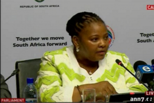 Government would not hesitate to act against people who invaded land illegally. Picture: ANN7tv